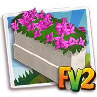 Spanish Flowered Wall