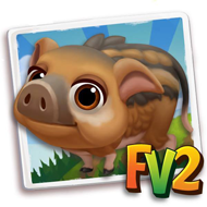 Baby Bush Pig