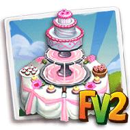 Wedding Table Fountain