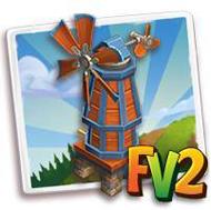 Level 8 Windmill