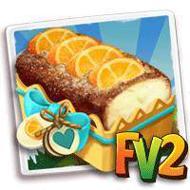 Heirloom Clementine Cake