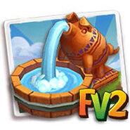 Happy Animal Fountain