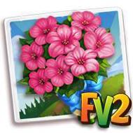Pink Petunia Bouquet