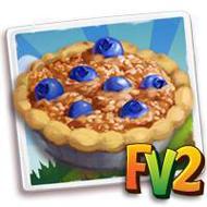 Blueberry Crust