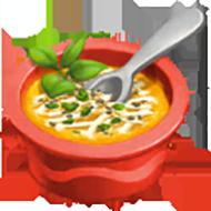 Savory Swiss Cheese Soup