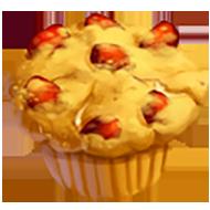 European Cornel Muffin