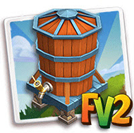 Level 4 Water Tower
