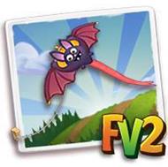 Vampire Bat Kite