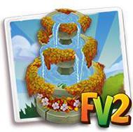 Autumn Love Fountain
