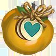 Heirloom Kaki Fruit
