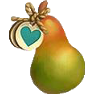 Heirloom Warden Pear