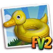 Duck Floatie