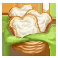Goat Cheese Sandwich