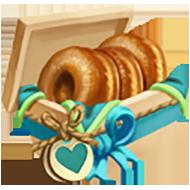 Heirloom Maple Donut