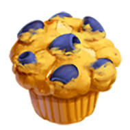 Honey Berry Muffins
