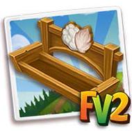 Level 2 Wool, Fur, & Raisin Trough