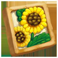 Tuscan Sunflower Tile