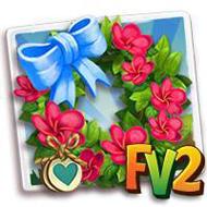 Heirloom Frangipani Wreath