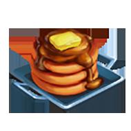 Black Gum Pancakes
