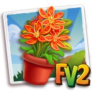 Leopard Lily Flower Pot
