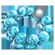 Blue Marble Bracelet
