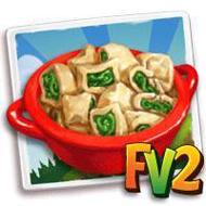 Fiddlehead Tortellini
