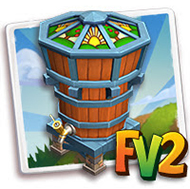 Level 7 Water Tower