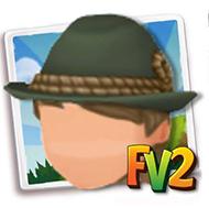 Female German Hunting Hat