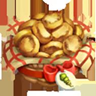 Fried Mashua