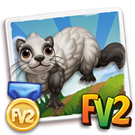 Prized Panda Ferret