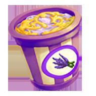 Honey Lavender Ice Cream