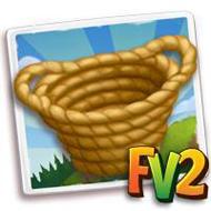 Sturdy Woven Basket