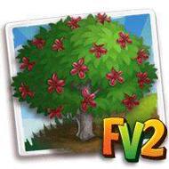 Wild Almond Tree