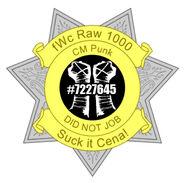 Raw1000Badge