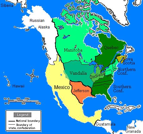 North America In Sobel Wiki FANDOM Powered By Wikia - North america map mexico