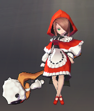 Red Riding Hood Deborah