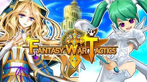 Fantasy War Tactics ToD 70 Tower of Dawn August 2016