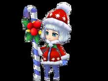 Christmas Winter Princess Angela