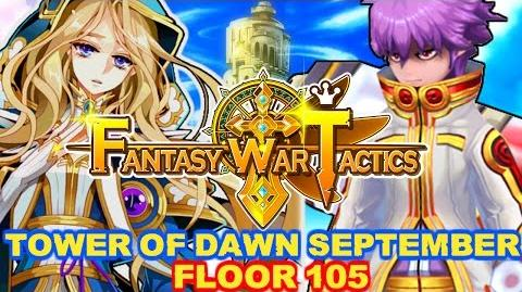 Fantasy War Tactics ToD 105 Tower of Dawn September 2016