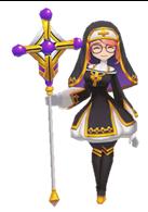 Priestess Belle