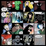 Powers Vol 1 4 Cameos 0001