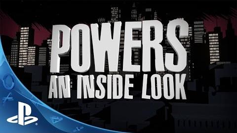 An Inside Look at Powers A PlayStation Original Series
