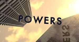 Powers Opening Logo