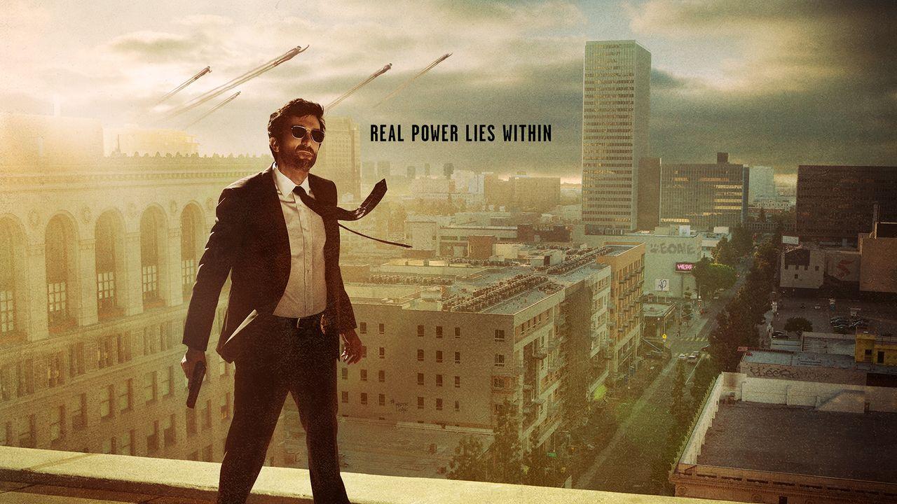 Powers Serie
