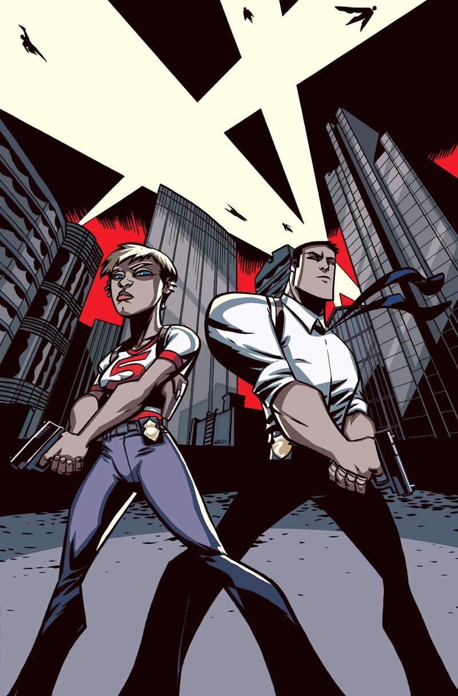2000-2004 1 #6 Powers Vol