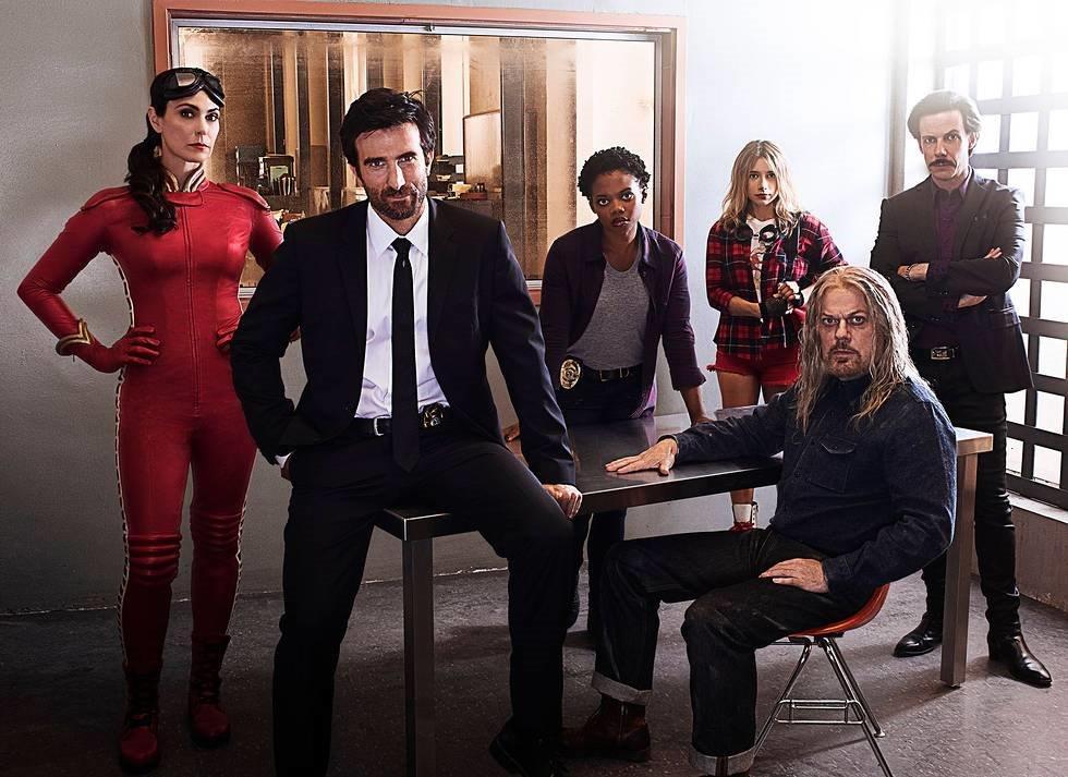 image powers tv show cast photo jpg powers wiki fandom powered
