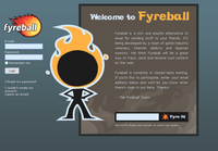 Fyreball early