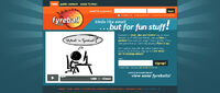 Fyreball beta 7.42 Front page