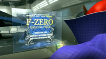 F-Zero Story Mode 1 Inivitation