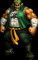 Samurai Goroh P3